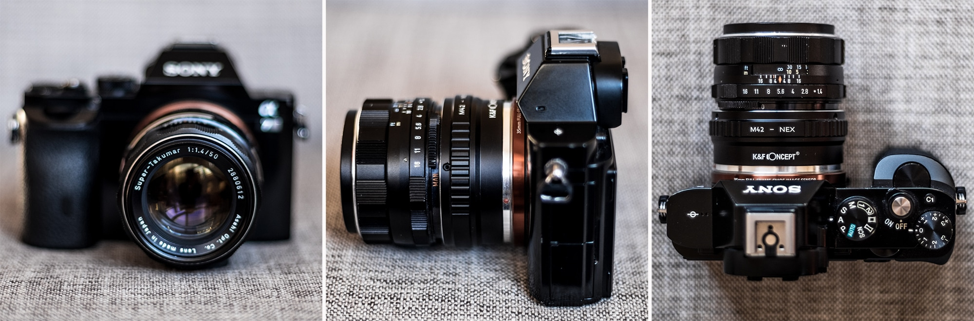 super takumar sony a7 review